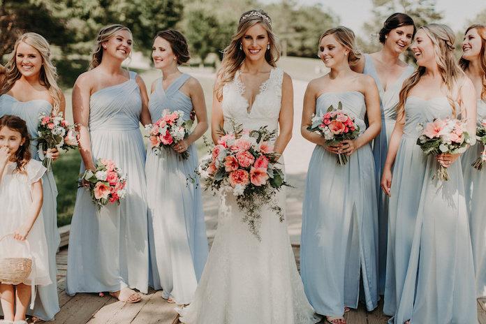tenue invité mariage couleur pastel
