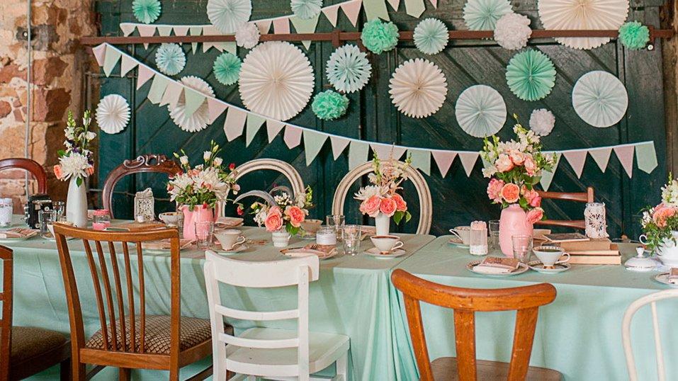 inspirations mariage vintage d coration de mariage th mes. Black Bedroom Furniture Sets. Home Design Ideas