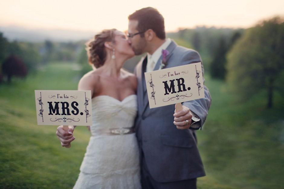Changer De Nom De Famille Apres Le Mariage Obligatoire Mariee Fr