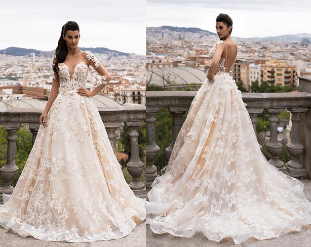Les plus belles robes de mariée princesse