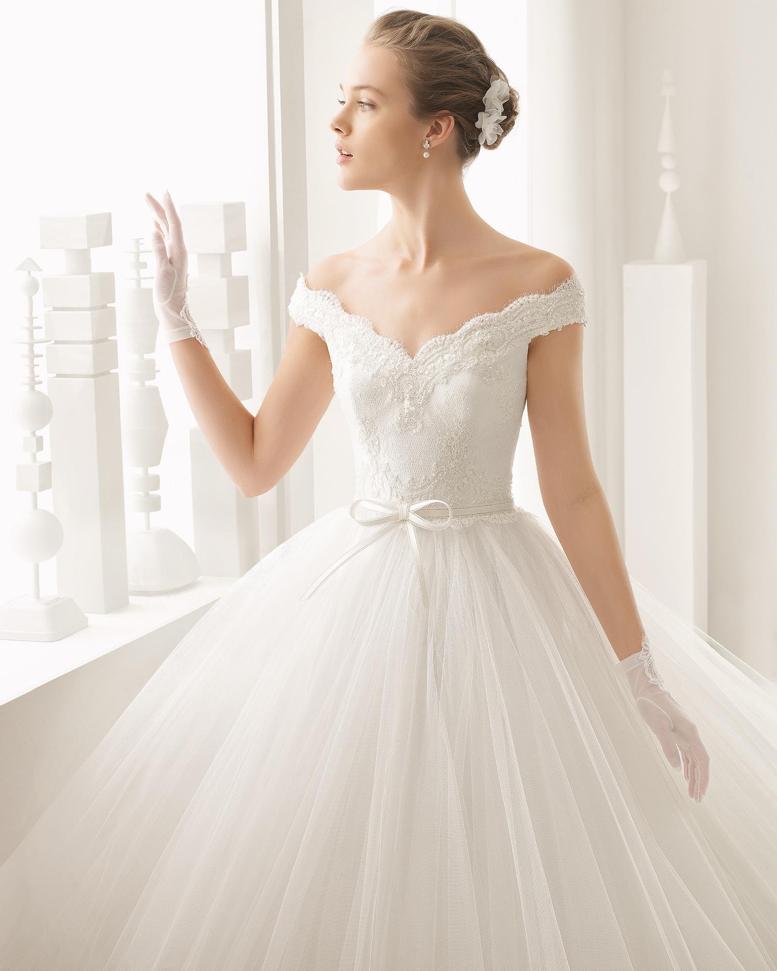 bas prix sortie de gros profitez de la livraison gratuite Les plus belles robes de mariée princesse en 2017