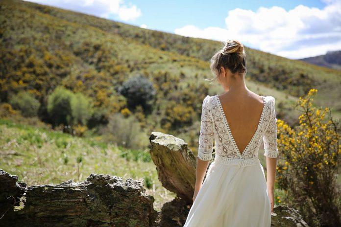 robe de mariée morphologie en A