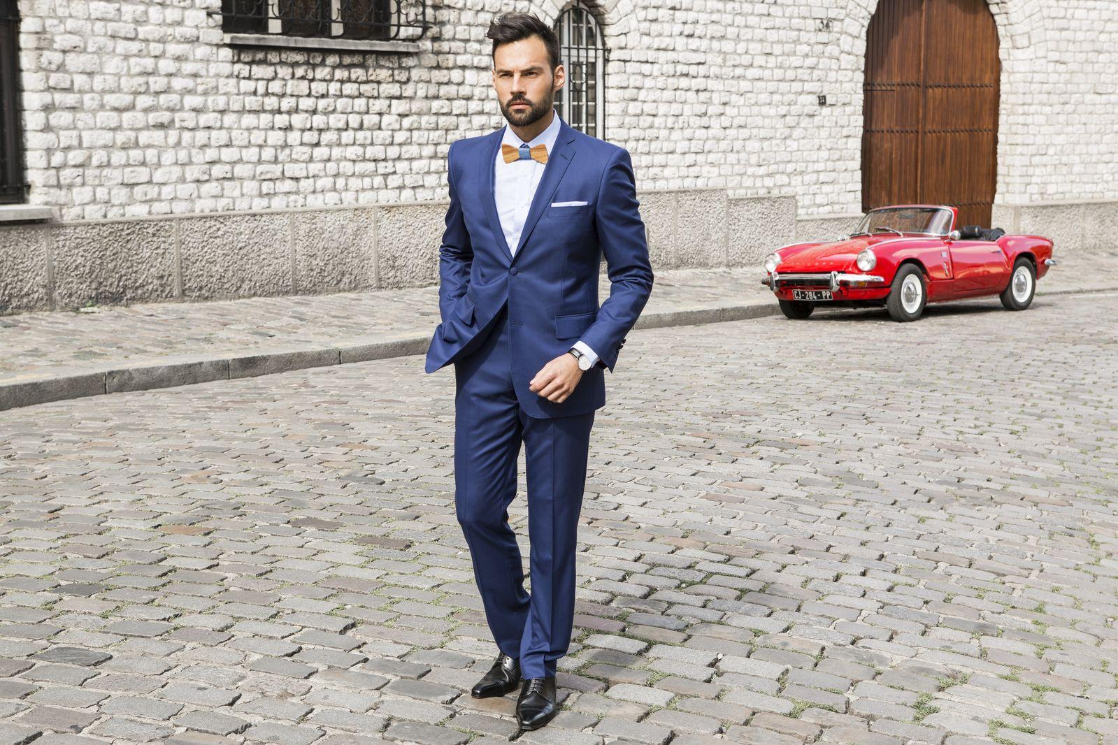 Messieurs, comment bien choisir votre costume   - Tenue du marié 9b9ac9a46c8