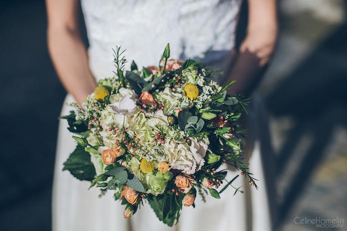 bien choisir les fleurs de son mariage