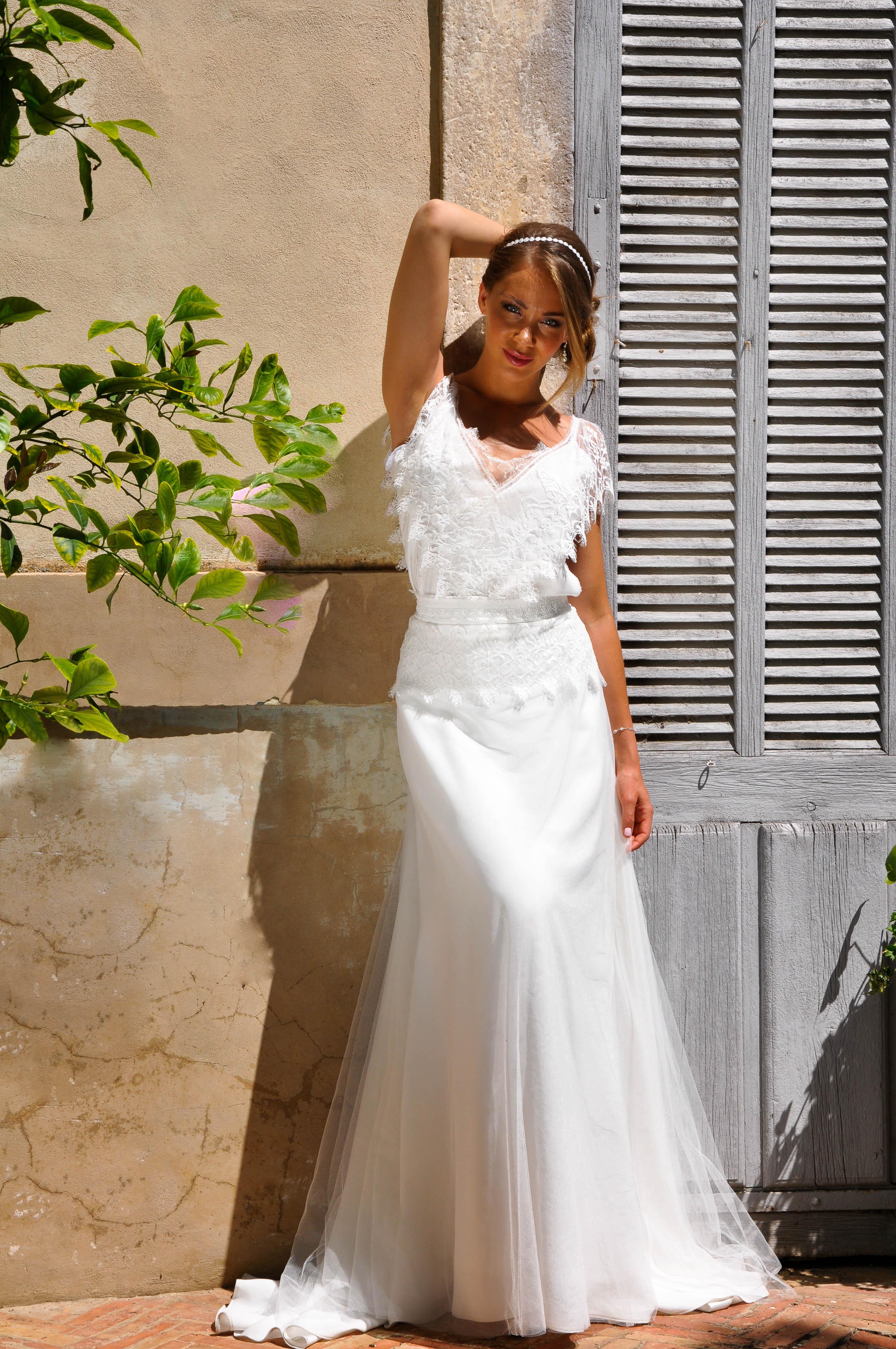 Idées de pose de photo de la mariée seule 1