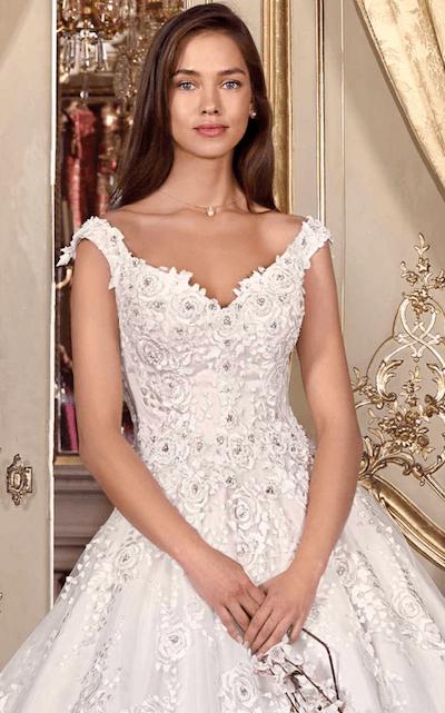 Robe de mariée Demetrios - Mariée. fr