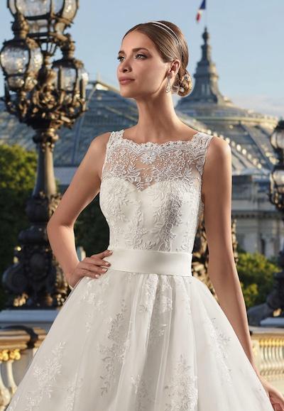 Robe de mariée - Pronuptia - mariée.fr