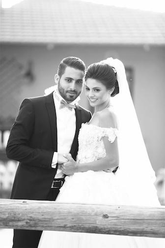 photo de couple mariage, mariés