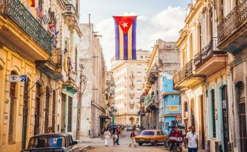 voyage de noces à Cuba