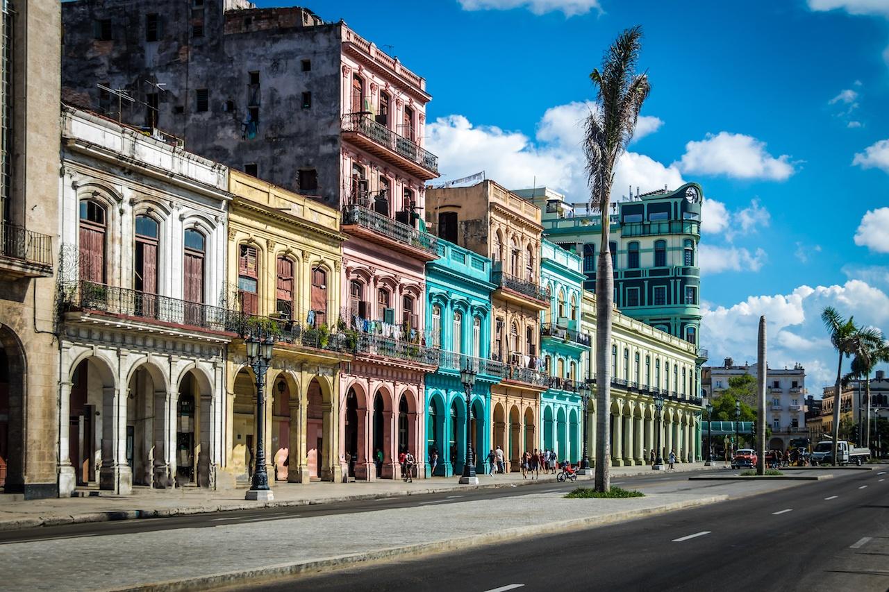 lune de miel à Cuba