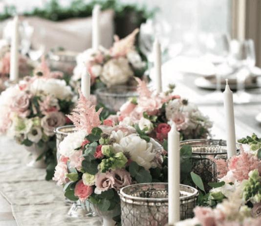 décoration fleurs mariage