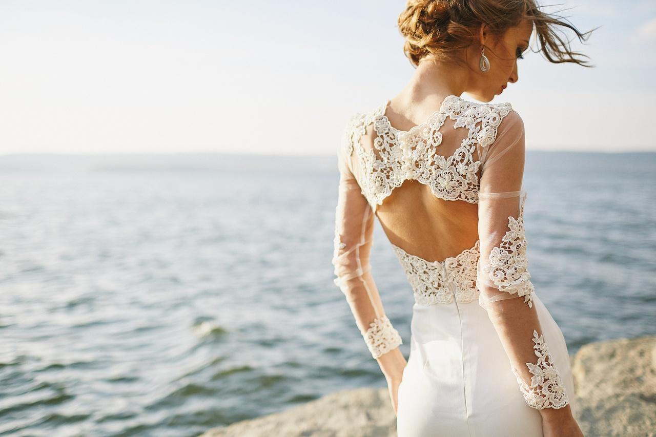 a6eb11b14 Robe de mariée en tissu : L'ABC des tissus - Inspirations robe de mariée