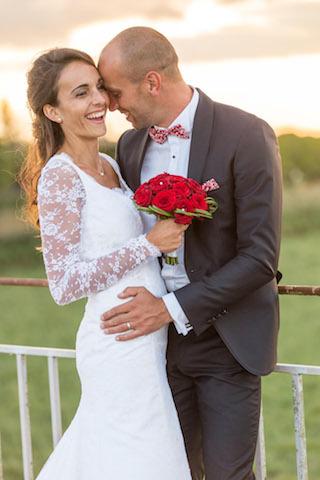 amour, vrai mariage, couple, mariés, bonheur