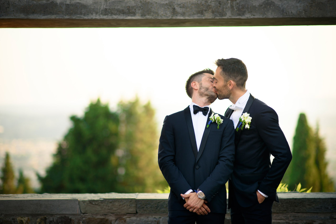 vrai mariage, mariage gay, hommes