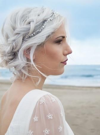 couronne coiffure mariage accessoire