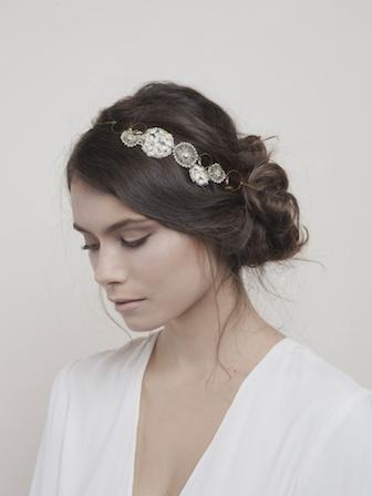 headband accessoire coiffure mariage