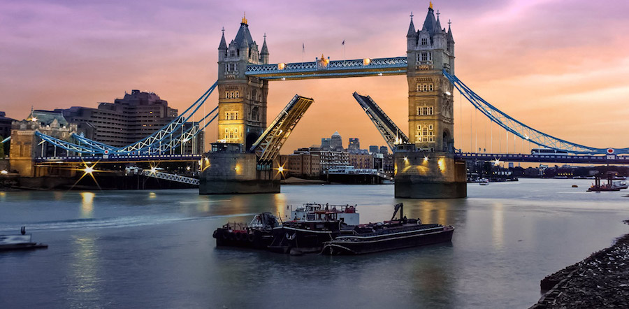 EVJF à Londres
