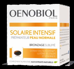oenobiol bronzage gélules