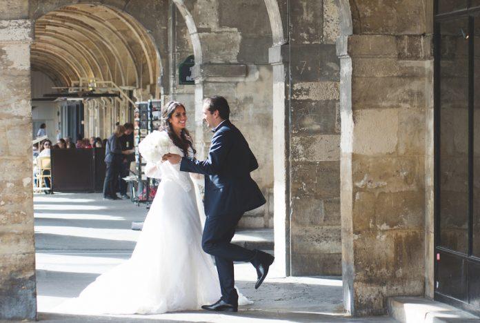 vrai mariage Leah et Benjamin, témoignage mariage