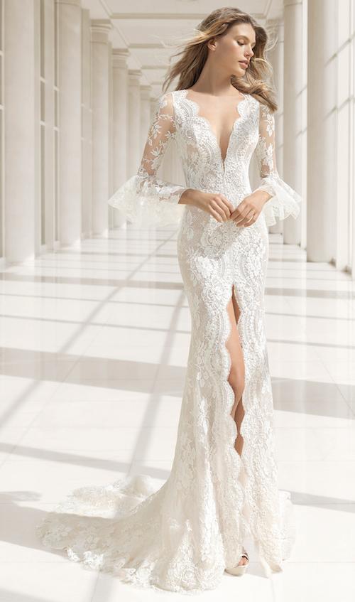 Robe de mariee original