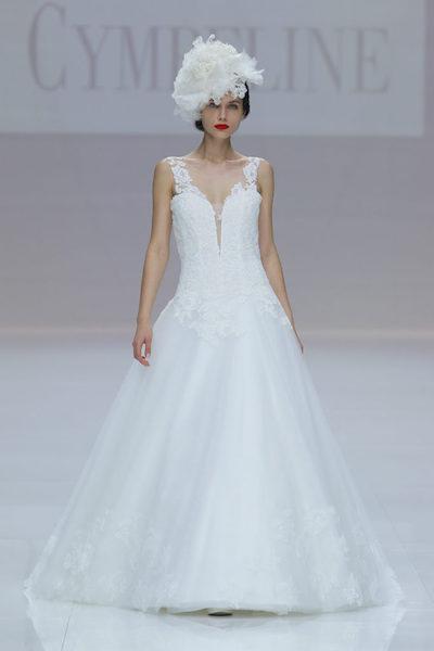 robe de mariée princesse Cymbeline 2019