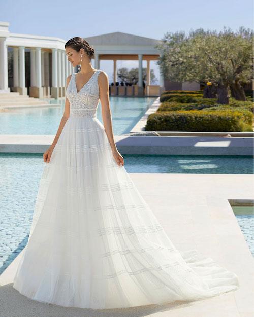 robe de mariée princesse 2020