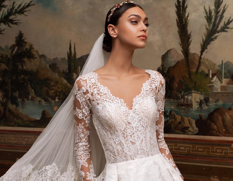 Collections 2020 Les Plus Belles Robes De Mariee Princesse