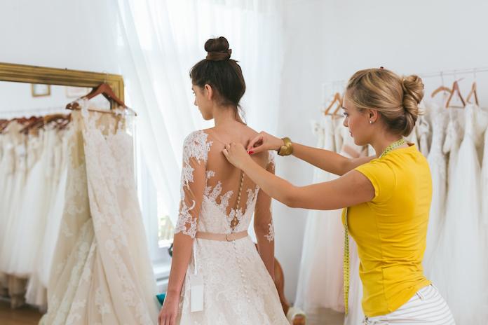 robes de mariée essayages et prise de rendez-vous
