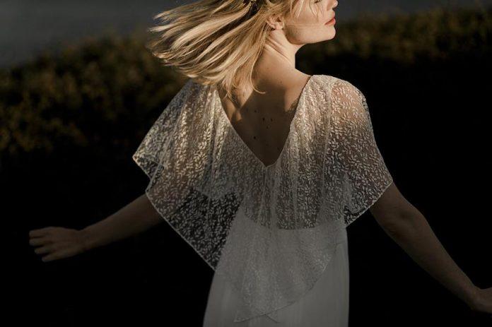 robe de mariée dos nu 2020