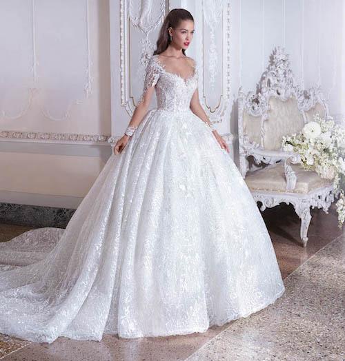 vente privée robe de mariée demetrios déclaration mariage