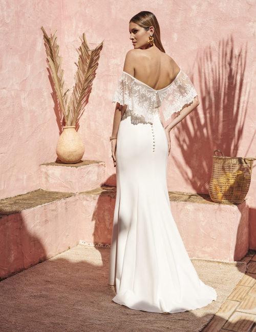 robe de mariée bohème 2020