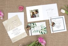 faire-part mariage Planet Cards