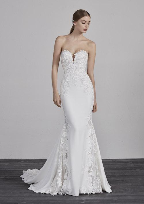 vente privée robes de mariée déclaration mariage pronovias