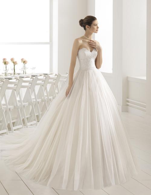 vente privée robes de mariée déclaration mariage rosa Clara