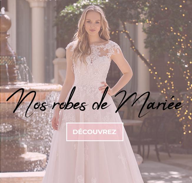 découvrez toutes nos robes de mariée