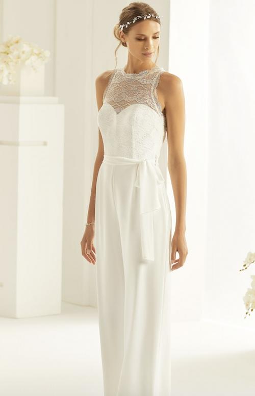 robe de mariée combinaison Bianco Evento 2019