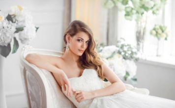 robe de mariage bustier, robe de mariée bustier collection 2019