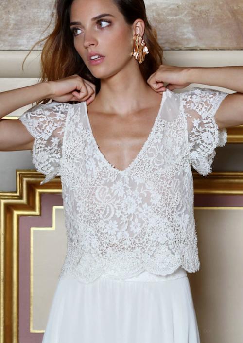 Collections 2020 Les Plus Belles Robes De Mariee Boheme En