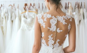comment choisir sa robe de mariée selon sa morphologie ?