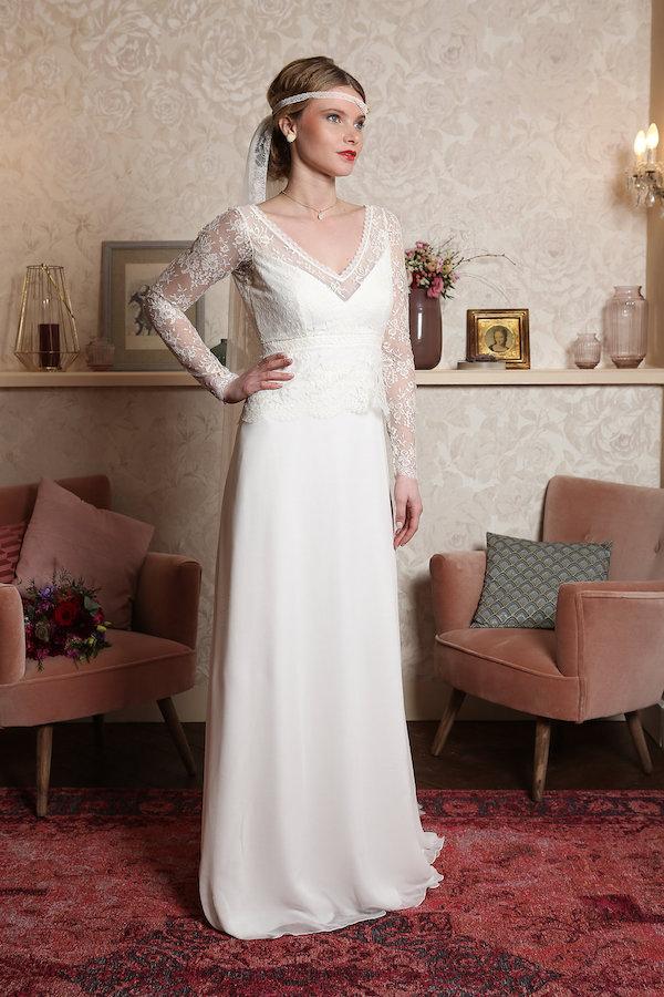 Quelles Sont Les Différentes Coupes De Robes De Mariée