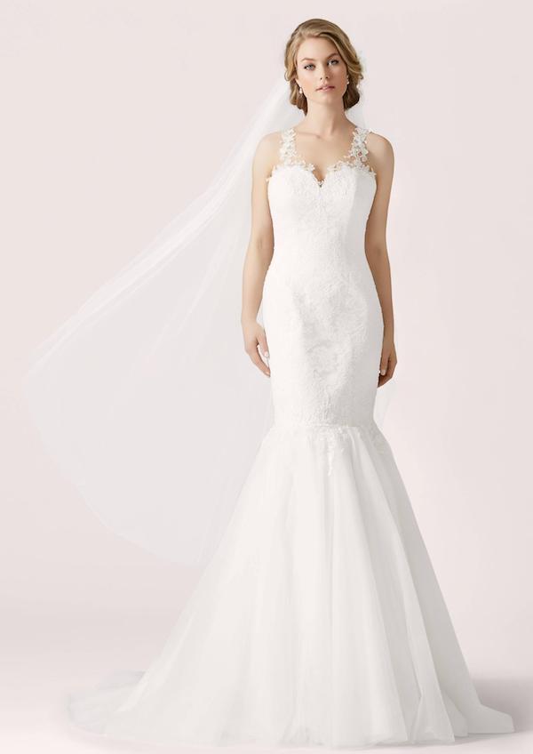 robe de mariée coupe sirène