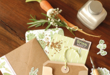 tuto DIY faire-part invitation mariage
