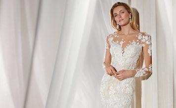 robe de mariée sirène, collection 2019 sélection