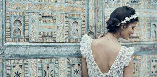 robe de mariée romantique 2019