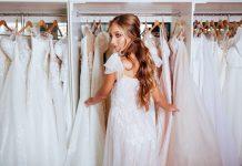 essayage robe de mariée, morphologie, boutique mariage
