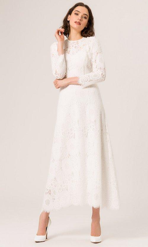 robe de mariée en dentelle à petit prix