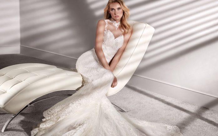 robe de mariée sirène 2020