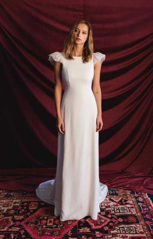 robe de mariée Harpe Paris mariage pas cher