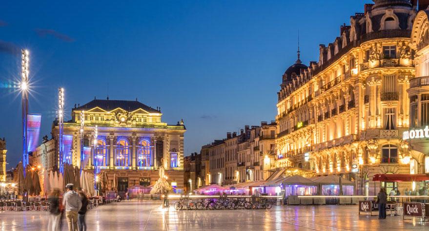 top salles de réception mariage Montpellier