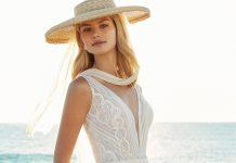 robe de mariée pour mariage à la plage